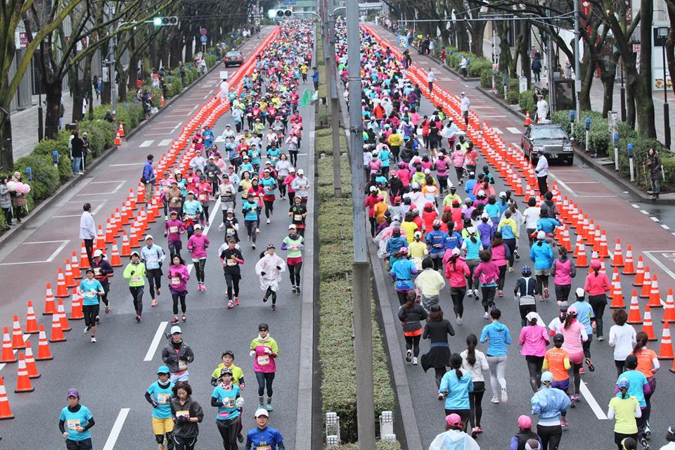 渋谷・表参道women's マラソン 2014-2