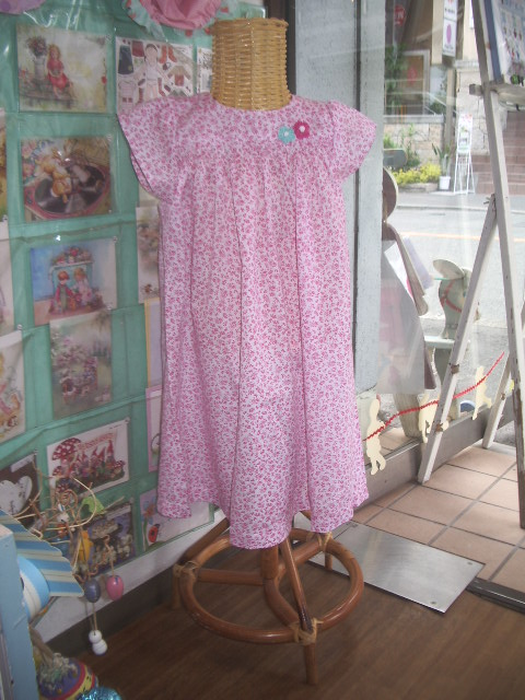smock dress 001