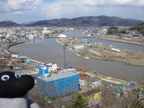 日和山から (2)