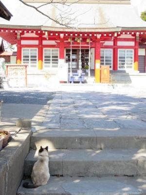 日和山の神社 (3)
