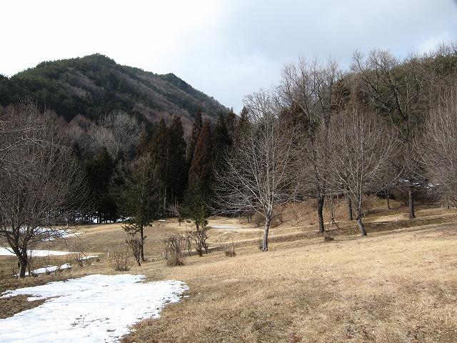 冬の武石マレットゴルフ場