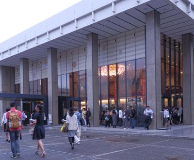 1_NHKホール