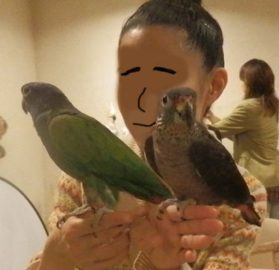 16_エメちゃんと