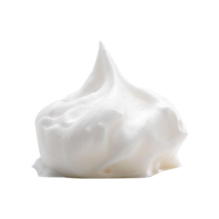 濃密泡の洗顔石鹸