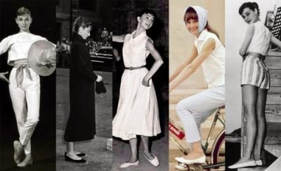Audrey Hepburn ballerinas 1