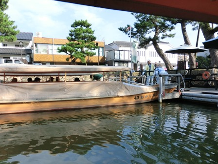 堀川遊覧船 (6)