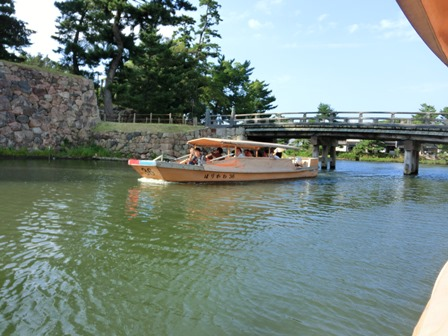 堀川遊覧船 (12)