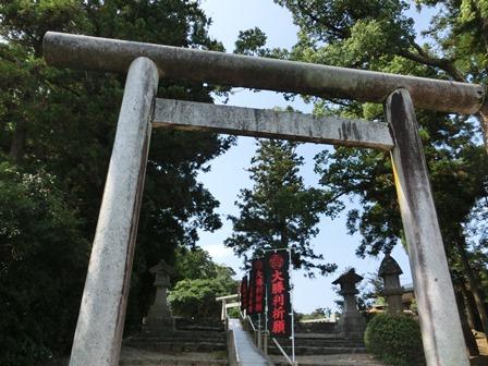 松江護国神社 (1)