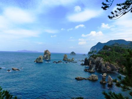 青海島自然公園 (7)