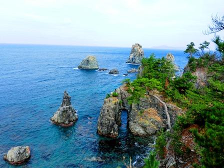 青海島自然公園 (8)