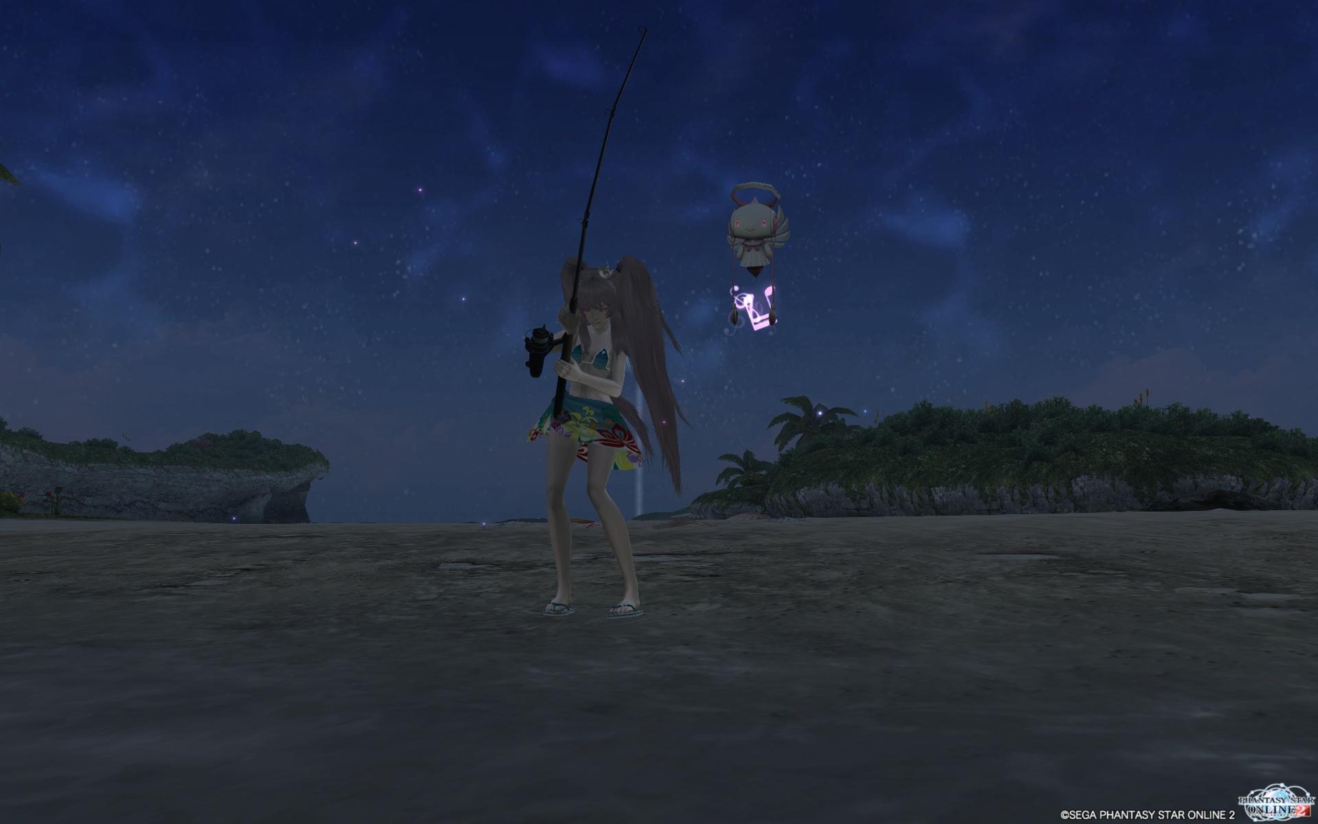 ナイトスコープ釣り02