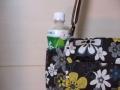 お散歩ショルダーB(茶系の花柄)4