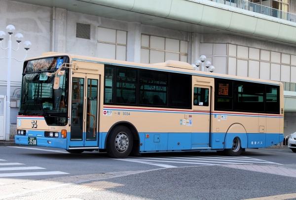 大阪200か3508 3034