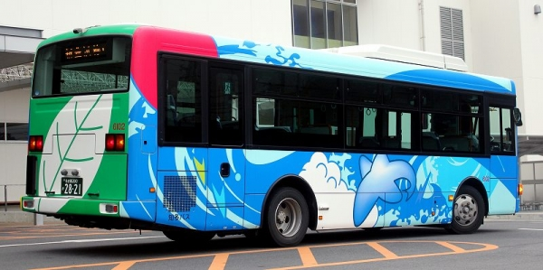 名古屋200か2821B 6102