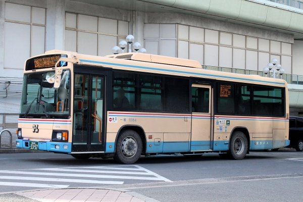 大阪200か3357 1084