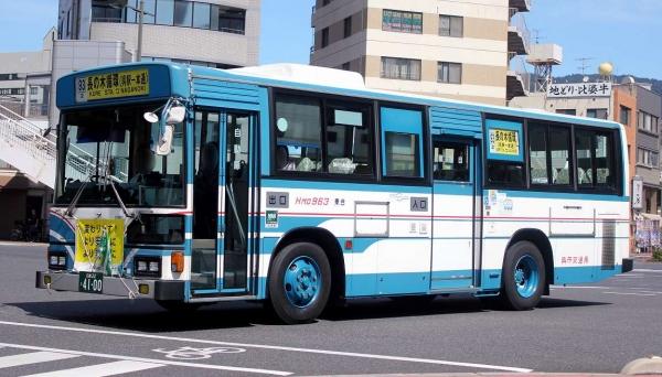 広島22く4100 Hmo963