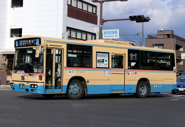京都200か2810 2812