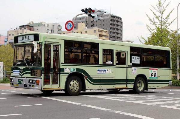 京都200か・・79