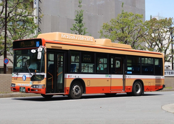 姫路200か1040 7870