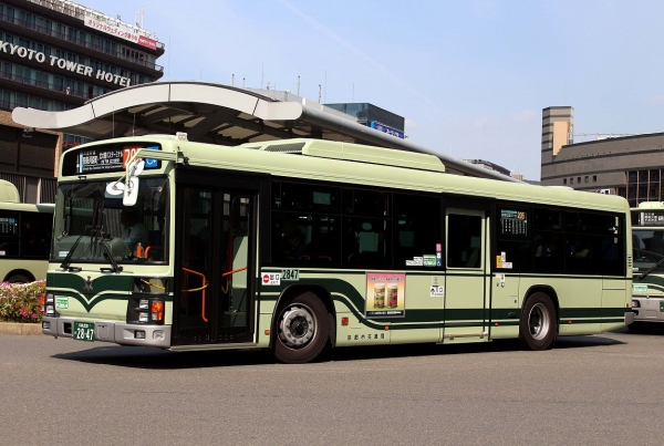 京都200か2847
