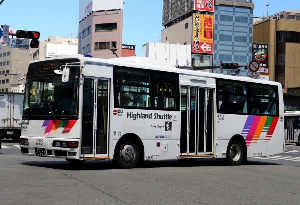 長野200か1320 99501