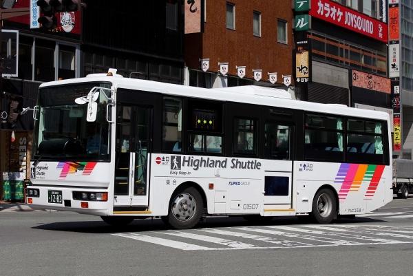 長野200か1283 01507