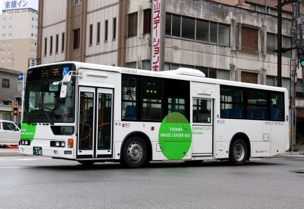 富山230あ・540