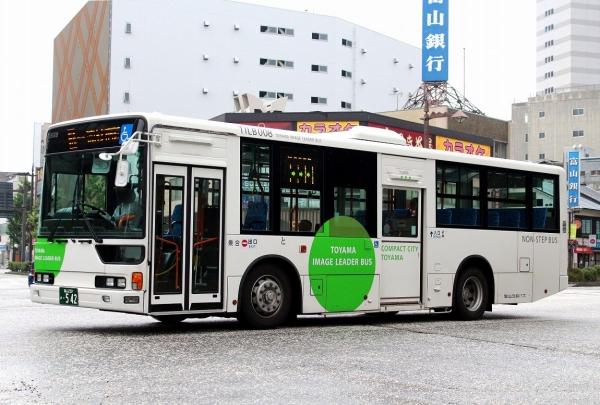 富山230あ・542
