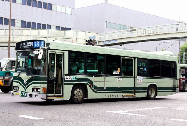 京都200か・207