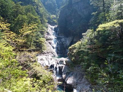 七ツ釜滝_その1