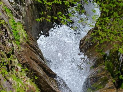 新九郎の滝_その1
