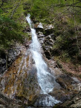 新九郎の滝_その2
