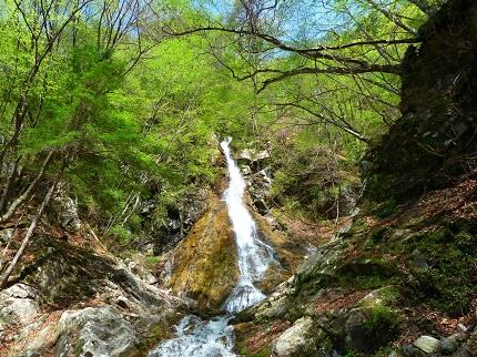 新九郎の滝_その3