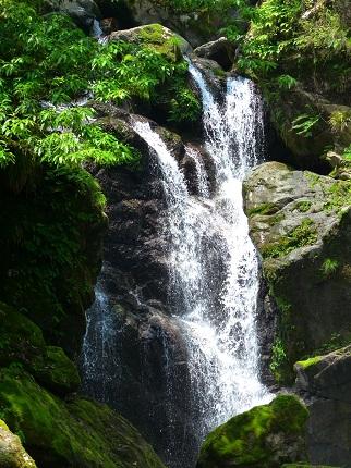 二重滝_その3