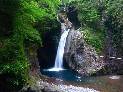 大釜の滝_その1