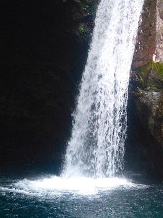 大釜の滝_その3