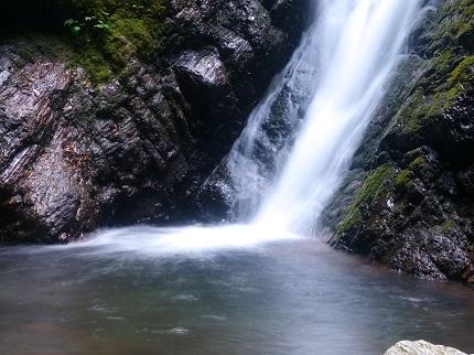 雨乞の滝・雌滝_その2