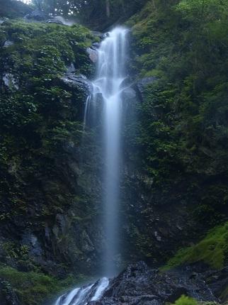 雨乞の滝・雌滝_その3