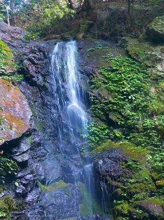 雨乞の滝・雄滝_その2