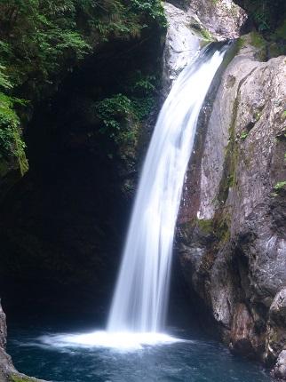 大釜の滝_その2