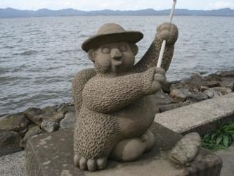 宍道湖タヌキ