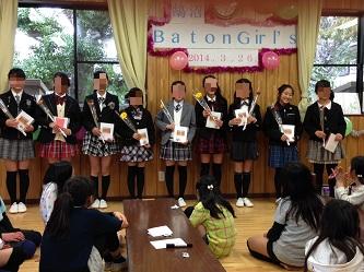 卒業を祝う会2