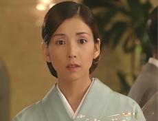 偶然、久木と会って驚く凜子