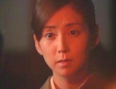 京都で久木と能の舞台を見ている恋の炎の凜子