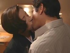 キスをする
