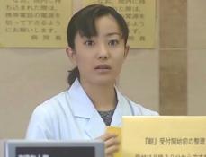 病院の受付で凜子を見た知佳