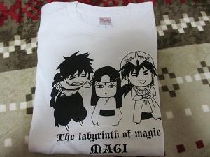 マギ Tシャツ
