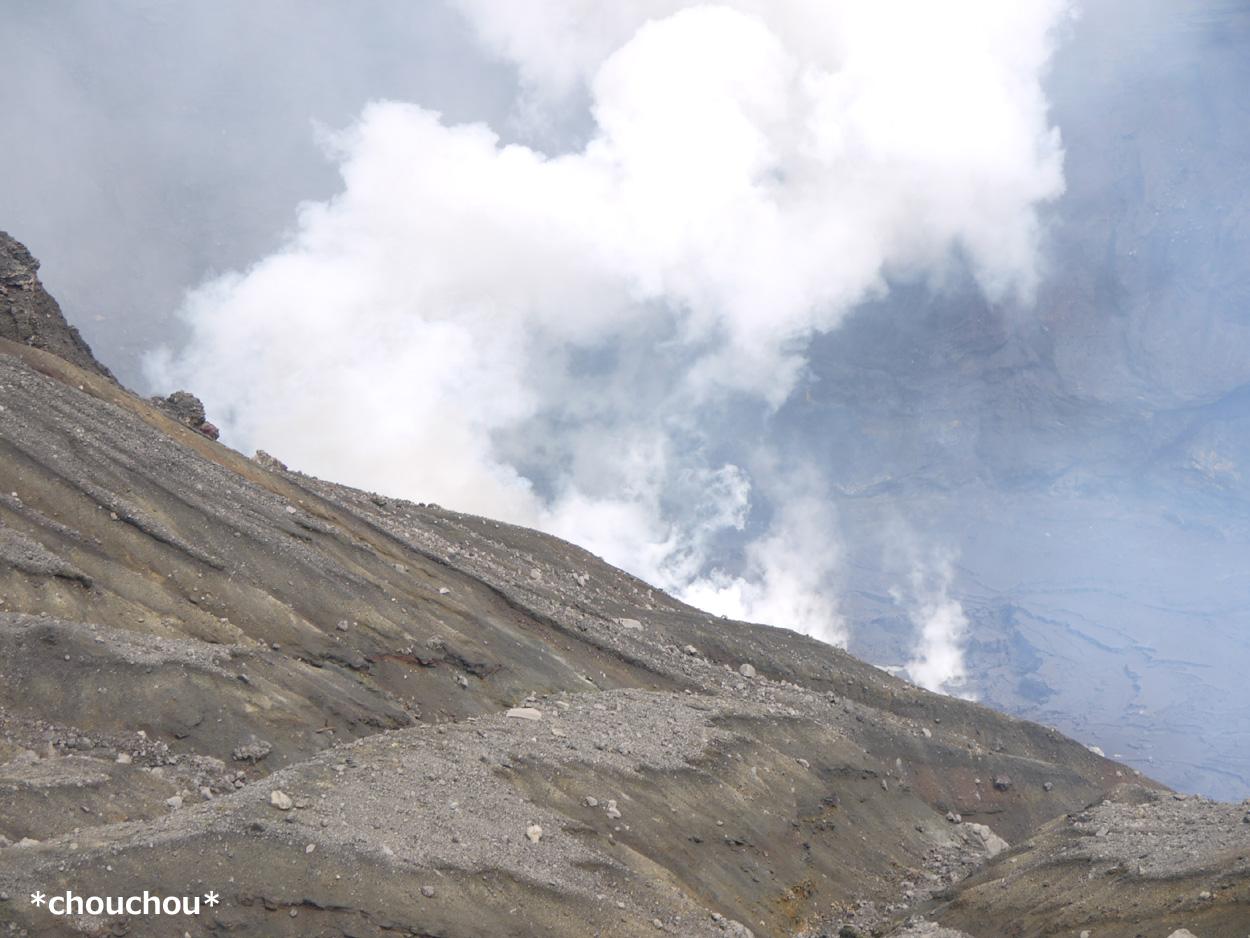 阿蘇 中岳火口