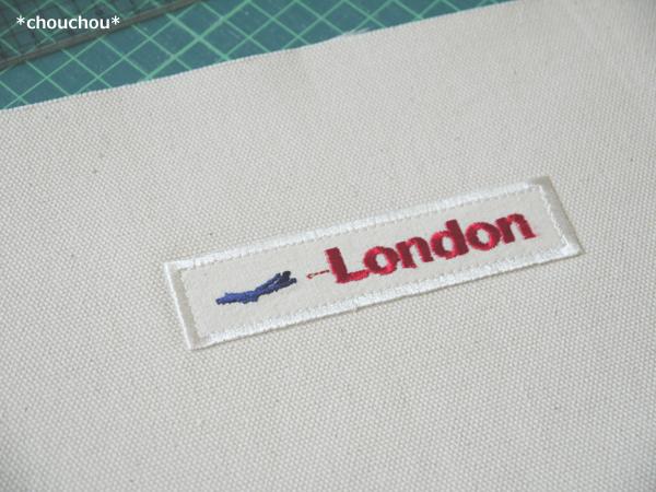 London タグ1