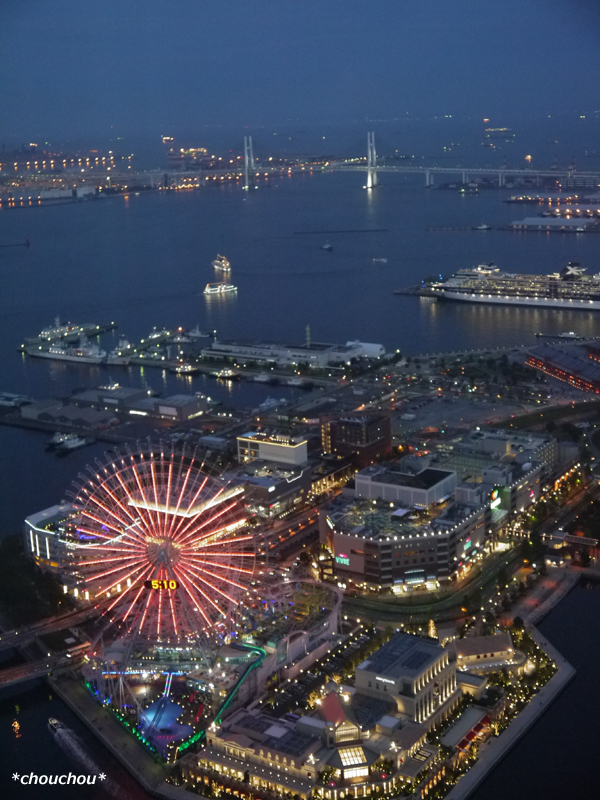横浜 夜景1